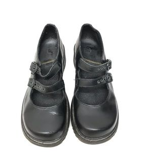 Doc Martens Candie Black Mary Jane Shoes